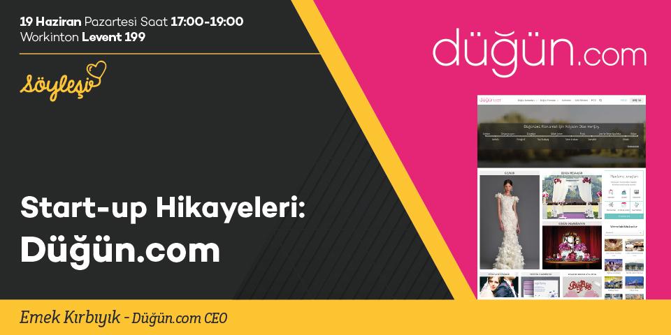 Start-up Hikayeleri: Düğün.com